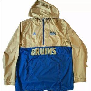 Adidas UCLA Bruins Windbreaker